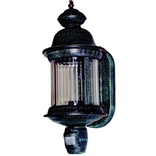 Lampada da esterno con sensore di movimento colore rame metallo e vetro focon ebay - Altoparlanti da esterno ...